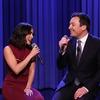 Vanessa Hudgens, Jimmy Fallon, The Tonight Show