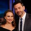 Natalie Portman, Jimmy Kimmel