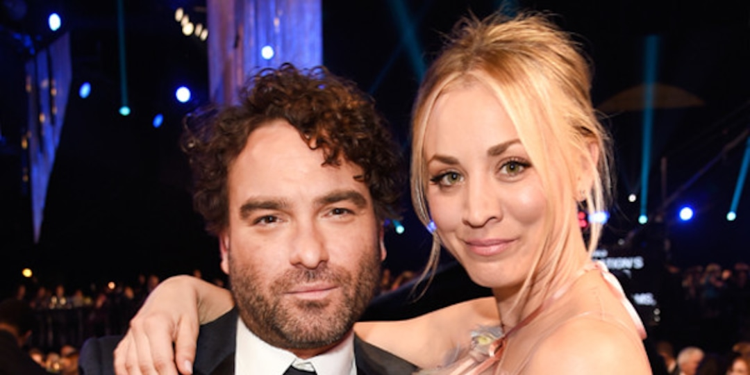 Johnny Galecki Hilariously Calls Out Ex Kaley Cuoco's Anniversary Note to Husband Karl Cook - E! Online.jpg