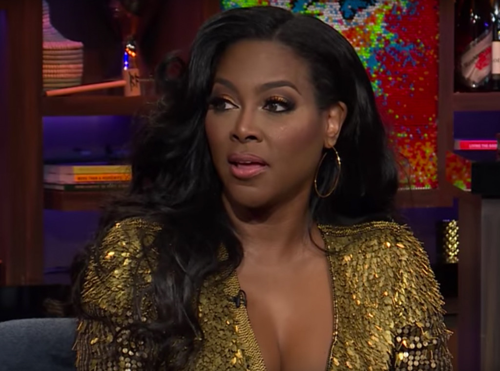 Kenya Moore, Watch What Happens Live