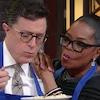 Stephen Colbert, Oprah Winfrey