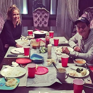 Charlie Sheen, Denise Richards, Family
