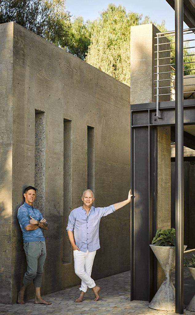 Ryan Murphy, Architectural Digest