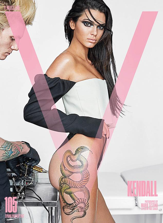 Kendall Jenner, V Magazine