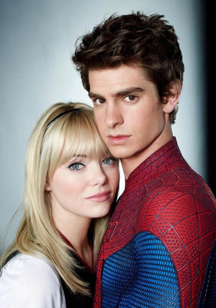 Emma Stone Andrew Garfield S Afi Awards Reunion Is Here To Save