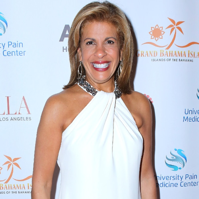 Hoda Kotb Reveals Her Weight Time To Drop Some Lbs E News