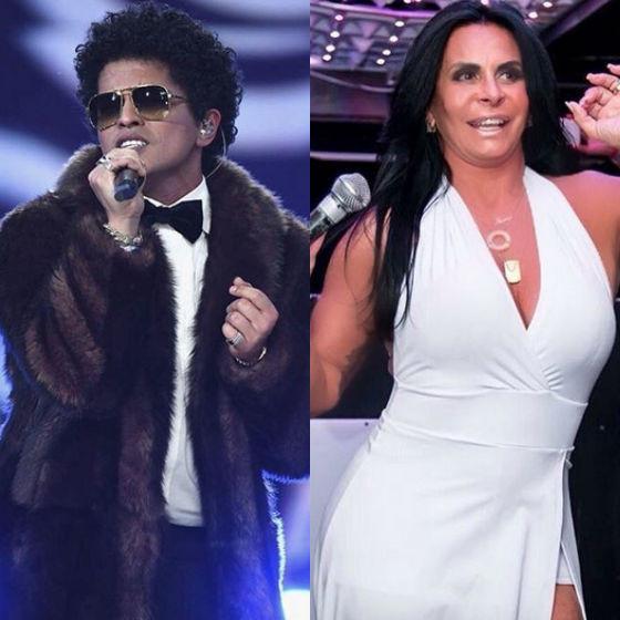 Bruno Mars, Gretchen