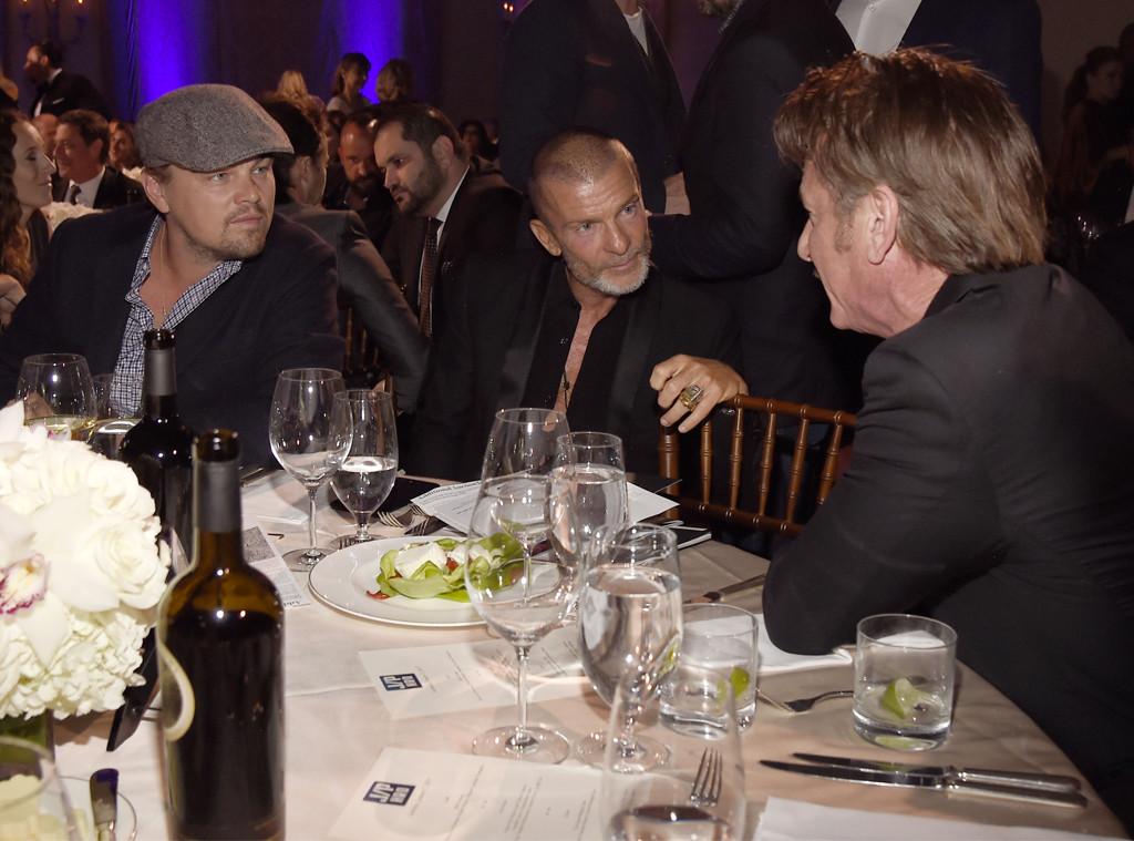 Leonardo DiCaprio, Sean Penn