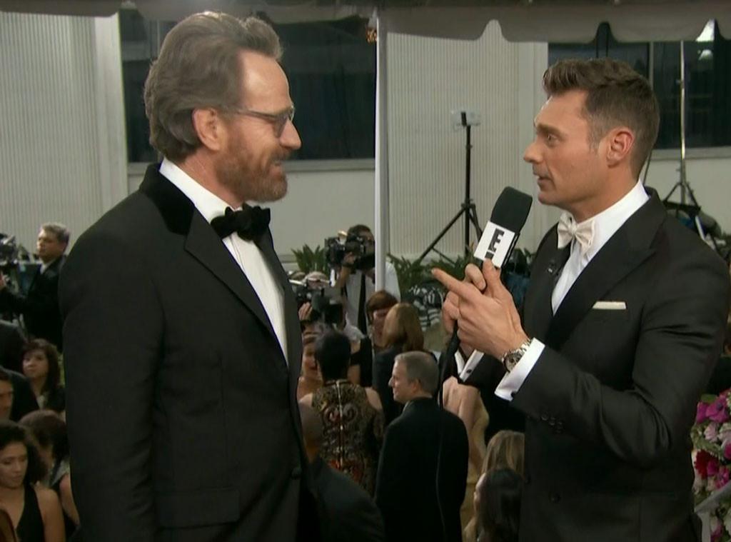 Bryan Cranston, 2017 Golden Globes