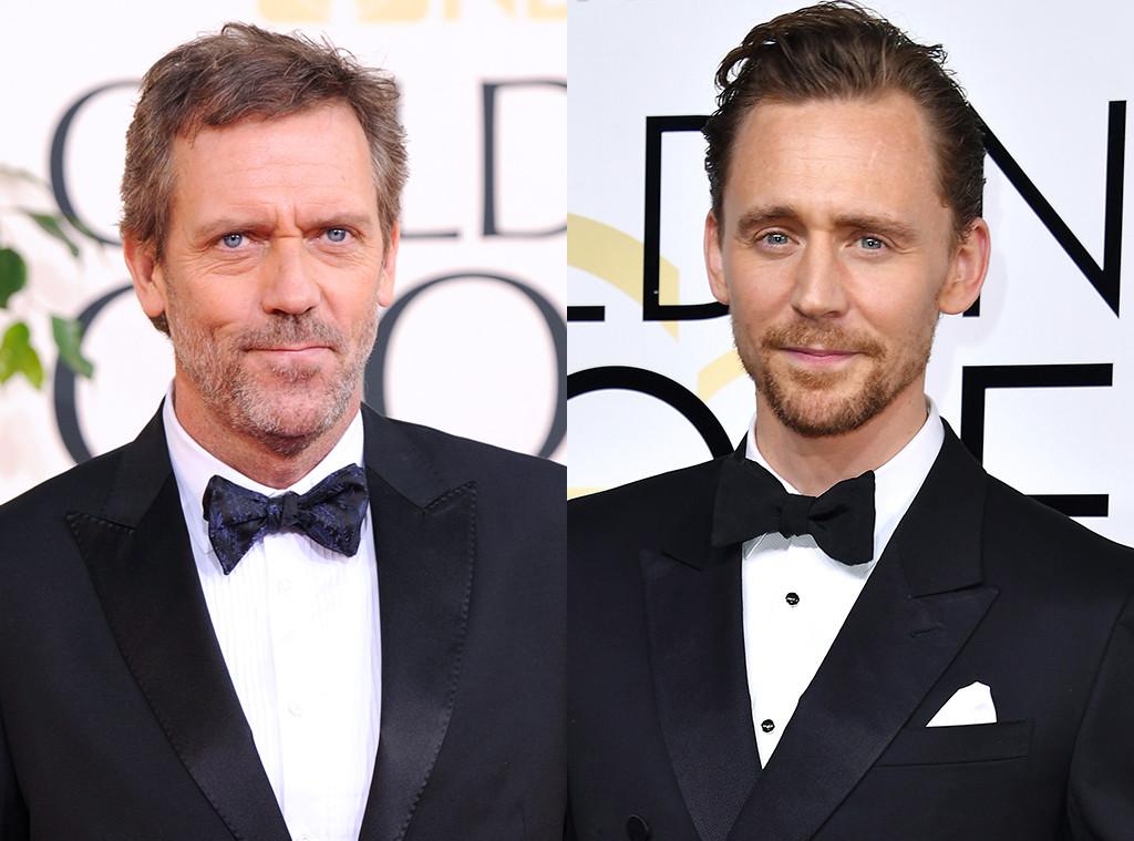 Tom Hiddleston, Hugh Laurie