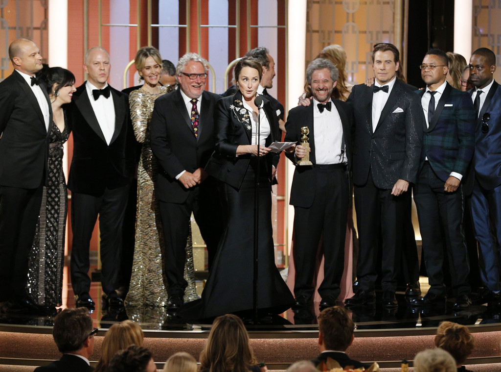 The People v. O.J. Simpson: American Crime Story, 2017 Golden Globes, Winners