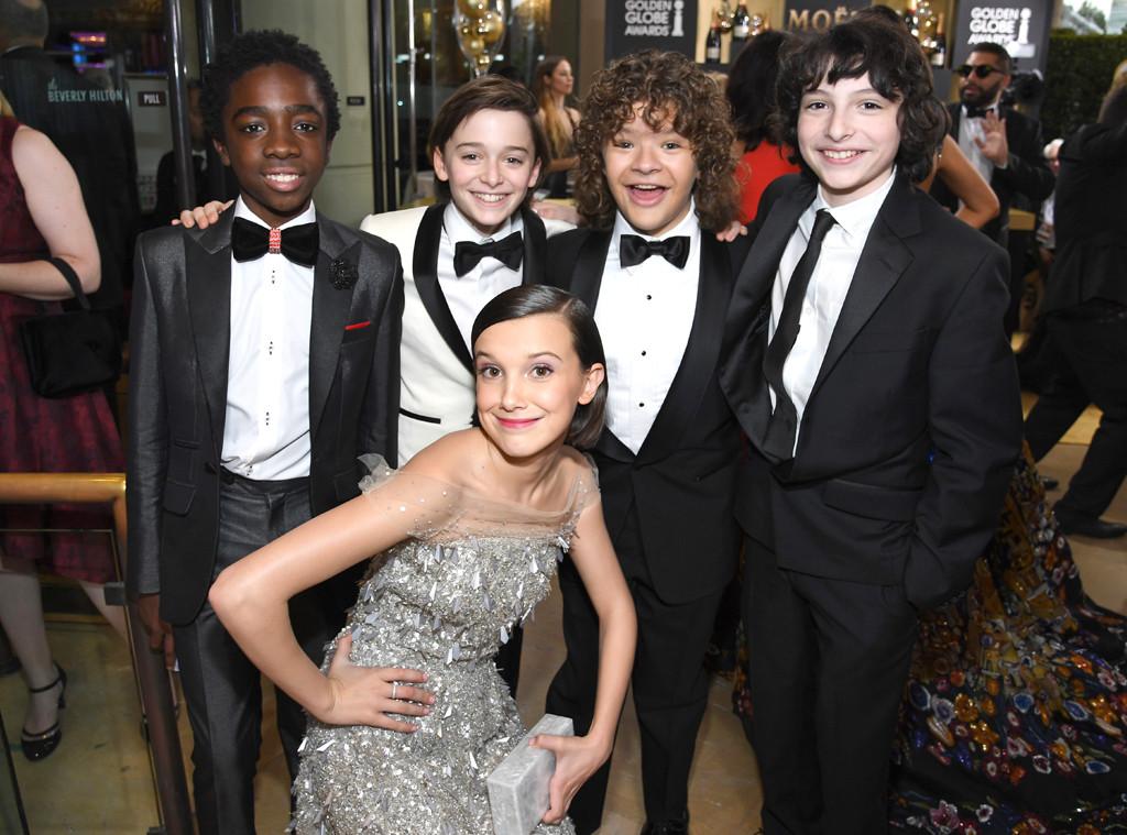 23E Cérémonie Des Screen Actors Guild Awards les acteurs de stranger things seront remettants aux sag awards   e