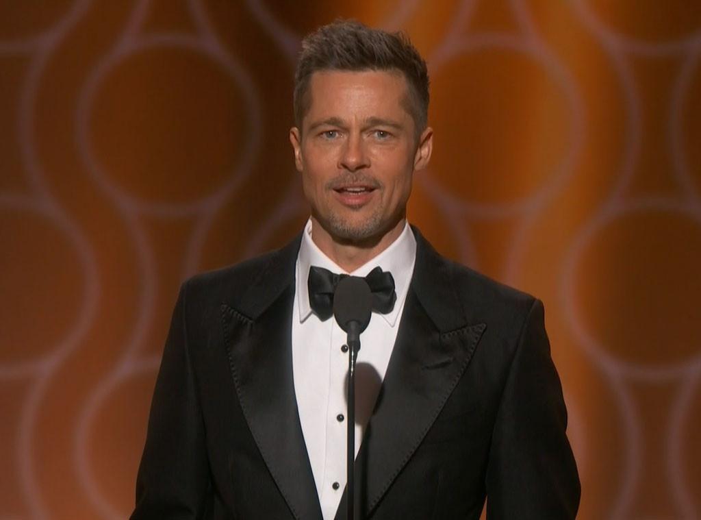 Brad Pitt, Golden Globes
