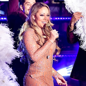 Mariah Carey, New Years Eve 2017