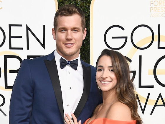 <i>The Bachelor</i>'s Colton Underwood Opens Up About &quot;First Love&quot; Aly Raisman