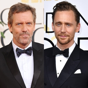 Tom Hiddleston, Hugh Laurie