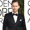 Tom Hiddleston, 2017 Golden Globes, Arrivals