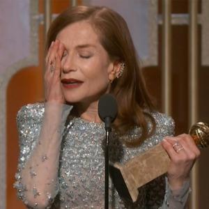 Isabelle Huppert, Golden Globes