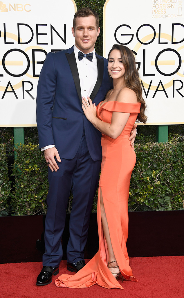 Aly Raisman S Ex Boyfriend Colton Underwood Is Now Vying For Becca
