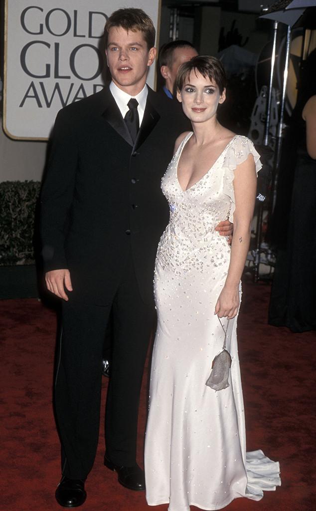 Winona Ryder, 2000 Golden Globes