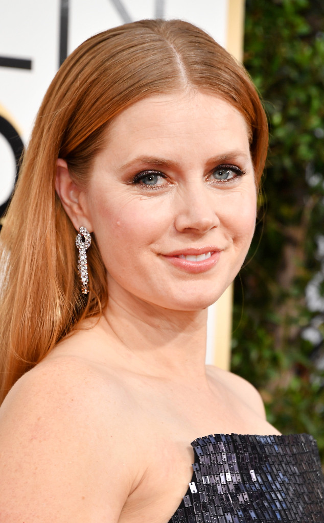 ESC: Best Beauty, Golden Globes 2017, Amy Adams