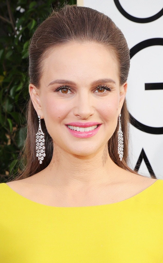 ESC: Best Beauty, Golden Globes 2017, Natalie Portman