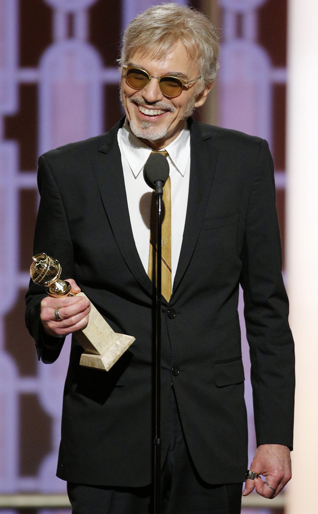 Billy Bob Thornton, 2017 Golden Globes, Winners