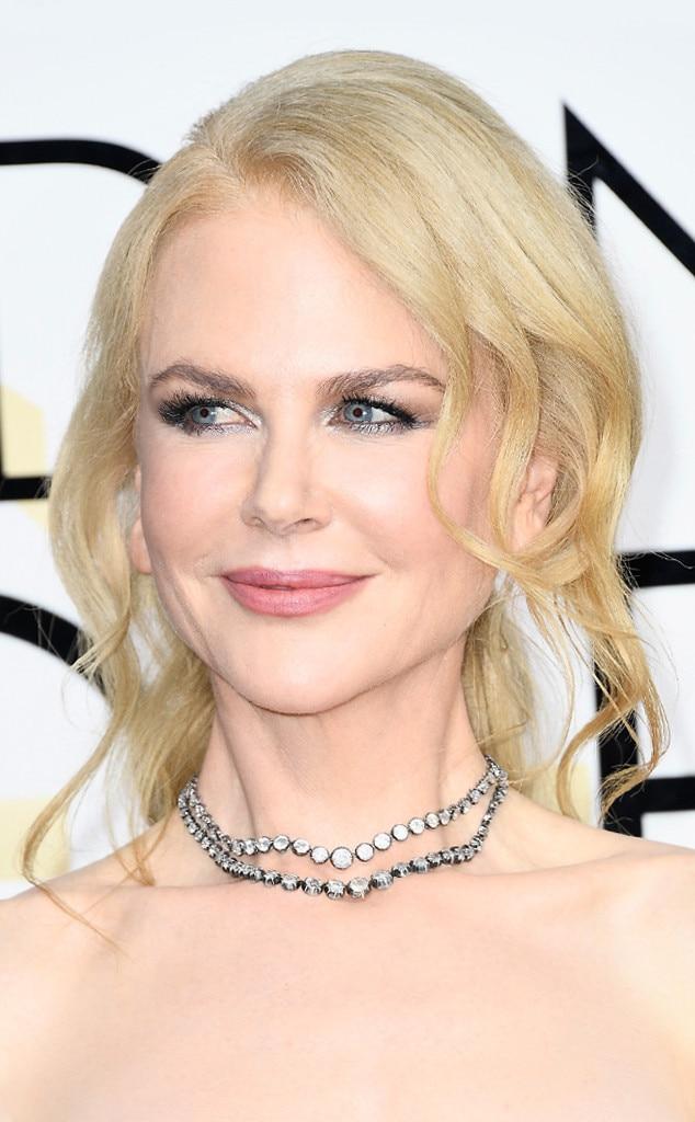 ESC: Best Beauty, Golden Globes 2017, Nicole Kidman