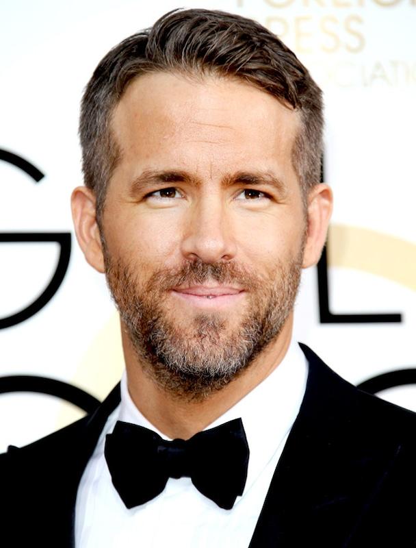 Men S Grooming Tips How Exactly Ryan Reynolds Looks So Good E News