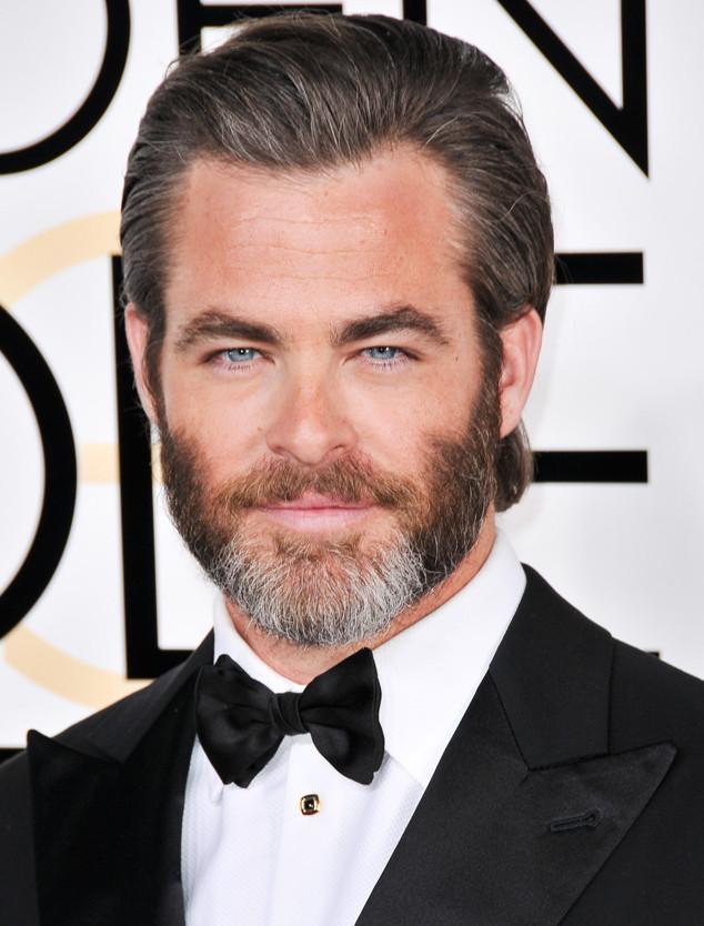 ESC: Men's Grooming, Chris Pine