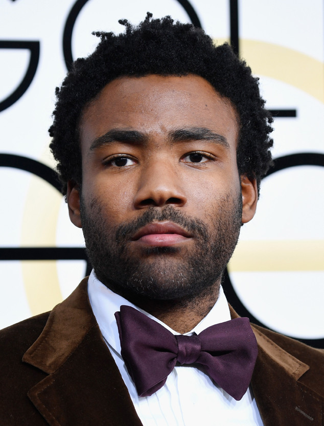 ESC: Men's Grooming, Donald Glover