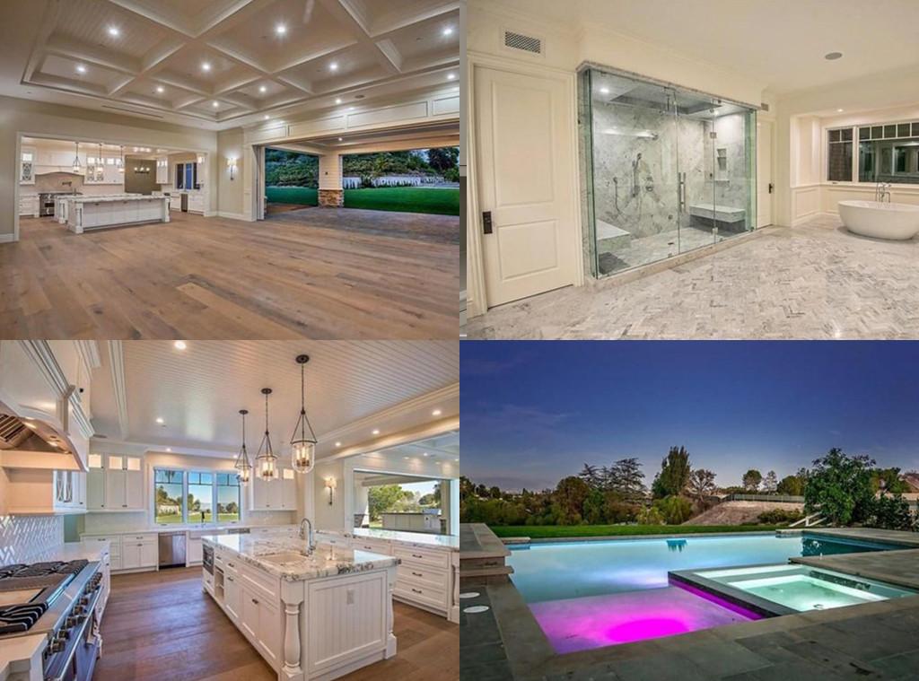 Kylie Jenner, Hidden Hills, Kardashian Real Estate, 12 Million