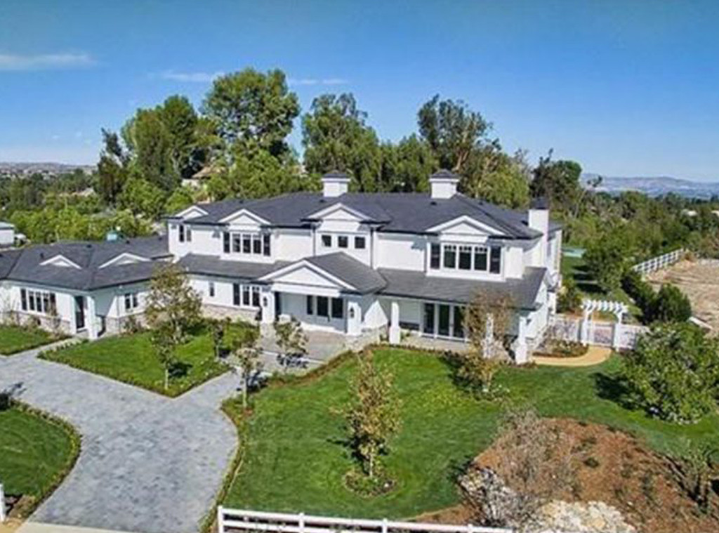Kylie Jenner Hidden Hills Kardashian Real Estate 12 Million