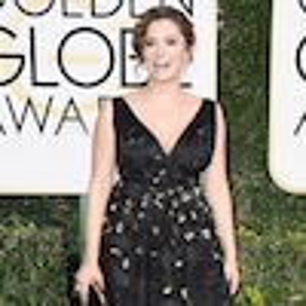 Rachel Bloom, 2017 Golden Globes, Arrivals