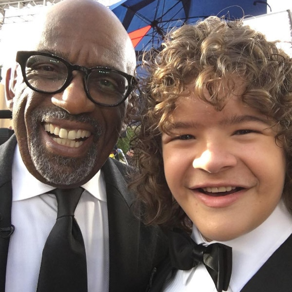 Stranger Thing, Al Roker, Golden Globes