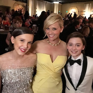 Stranger Things, Reese Witherspoon, Golden Globes