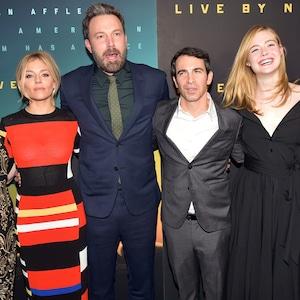 Jennifer Todd, Sienna Miller Ben Affleck, Chris Messina, Elle Fanning, Chris Cooper