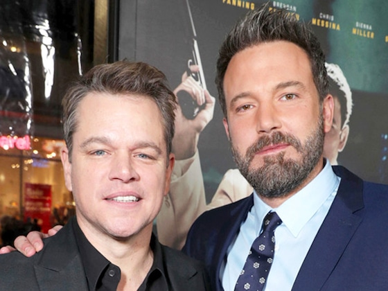 Ben Affleck and Matt Damon Are Joining Forces 2 Decades After <i>Good Will Hunting</i>