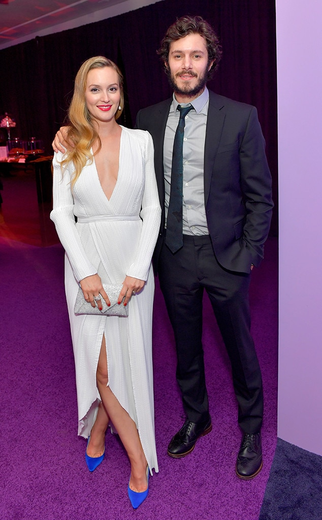 Leighton meester dating co-star