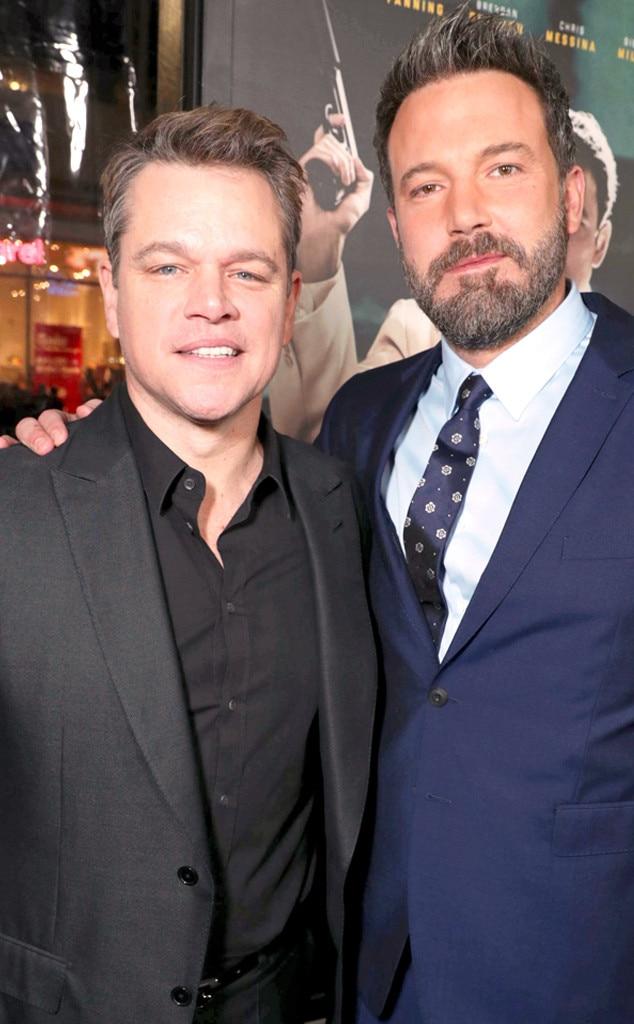 Matt Damon & Ben Affleck from Famous Friends | E! News