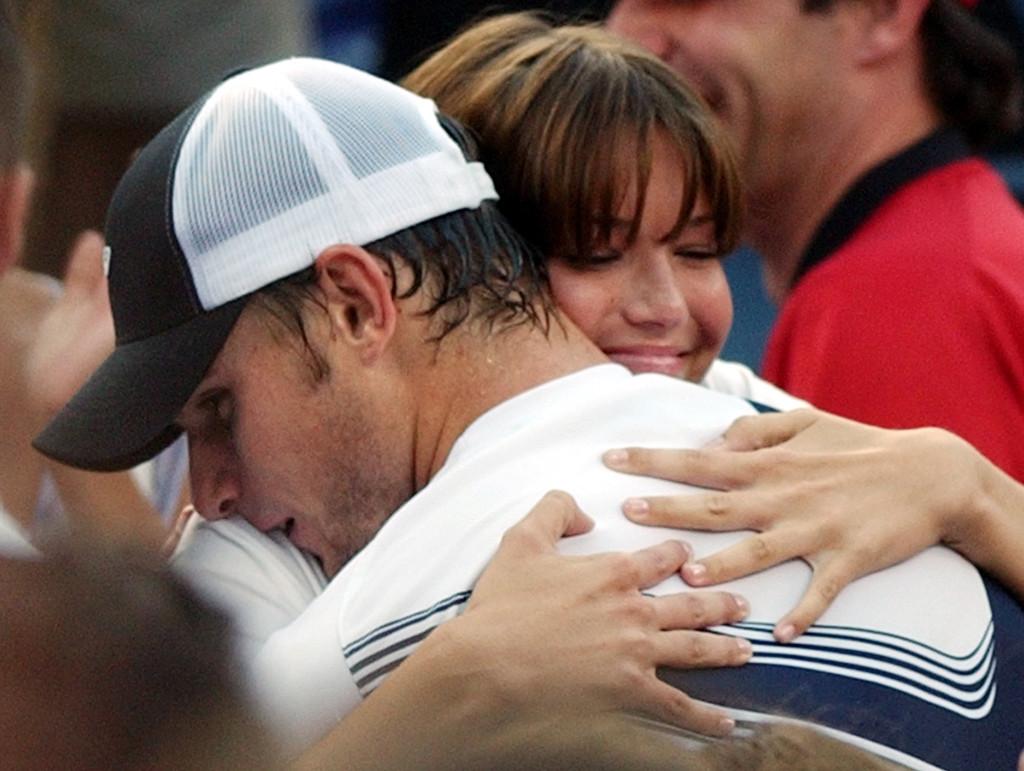Andy Roddick, Mandy Moore