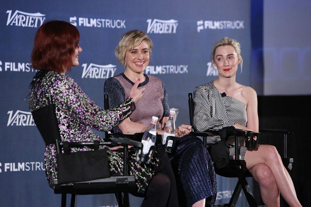 Greta Gerwig, Saoirse Ronan
