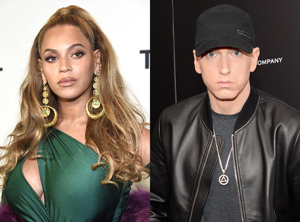 Beyonce, Eminem