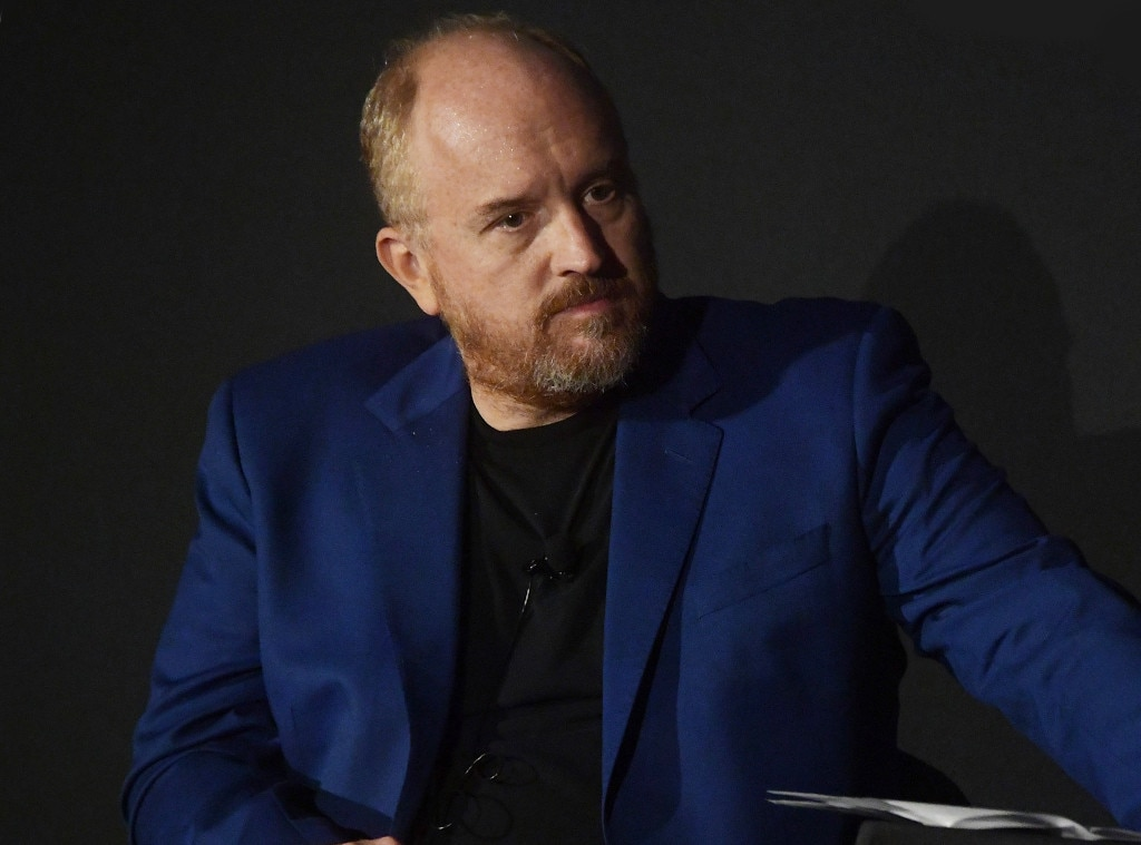 Louis C.K. performs stand-up for first time since sexual misconduct allegations
