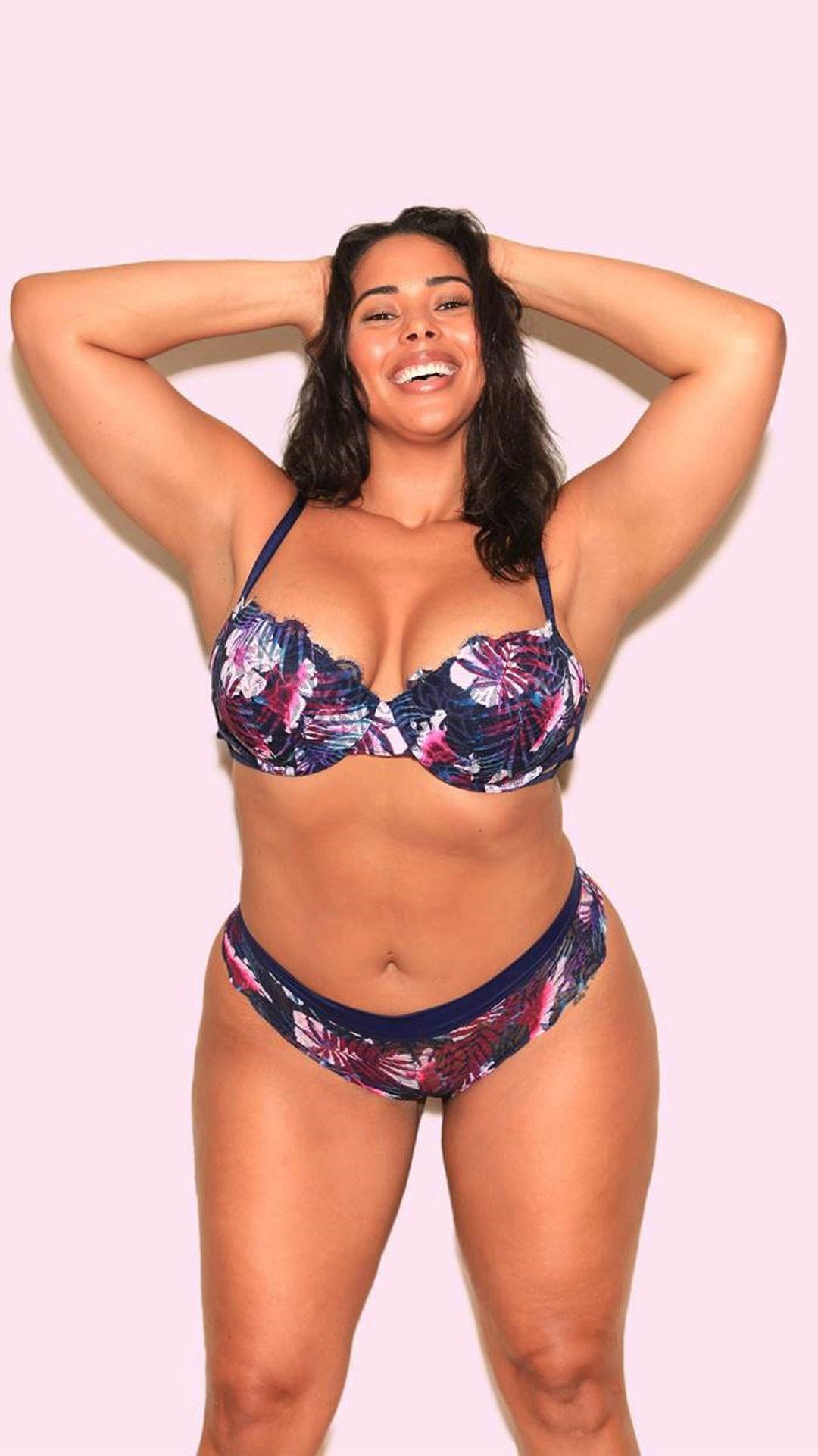 Tabria Majors, Victoria's Secret