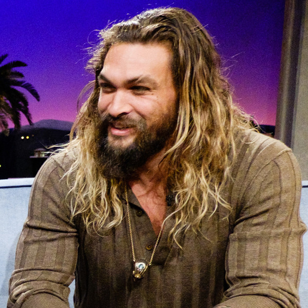 "Jason Momoa Talks About ""Finally"" Marrying Lisa Bonet"