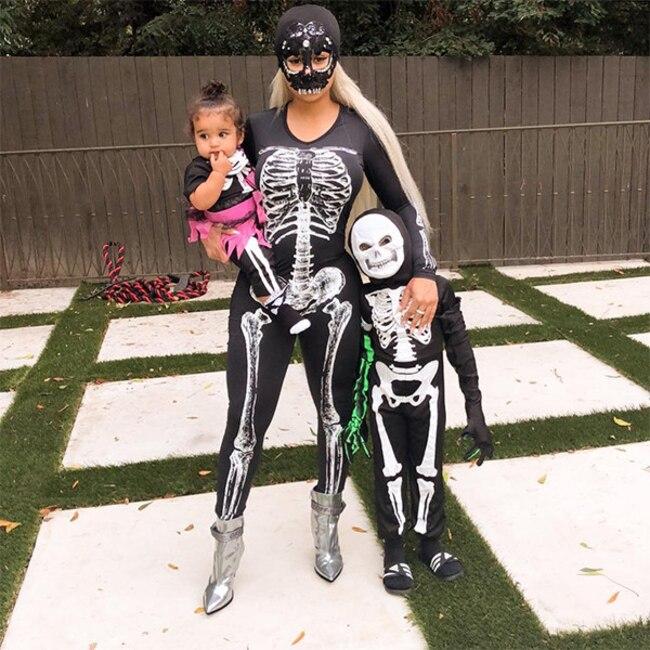 Dream Kardashian, Halloween 2017, Blac Chyna