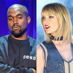 Taylor Swift, Kanye West
