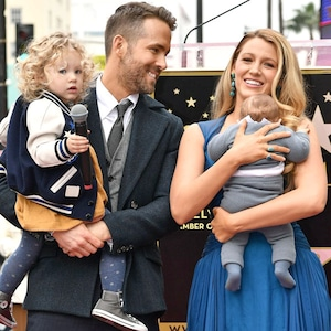 Ryan Reynolds, Blake Lively, Hollywood Walk of Fame