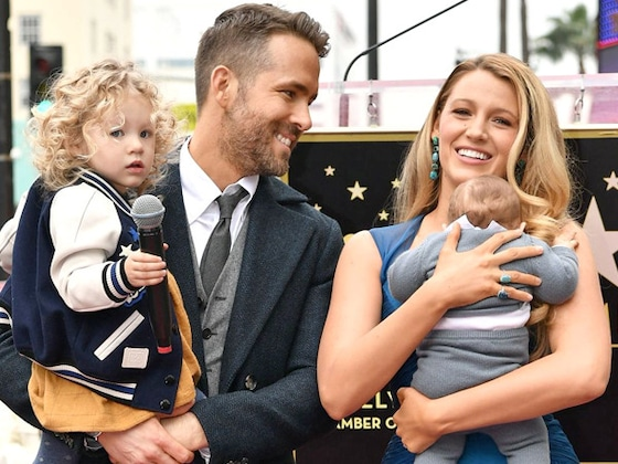 Ryan Reynolds Is Desperately Trying to Convince Daughter James Not to Be a Child Actor